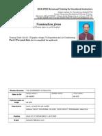 2014 Nomination FormABAZIZabhamed
