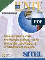 Especial Sitel - Parte Integrante da Revista ClienteSA edição 33 - Novembro 04