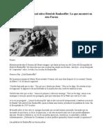 Una Reflexión Personal Sobre Dietrich Bonhoeffer