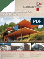 LIGNATEC Le Panneau Structural XXL en Bois Massif KLH CLT
