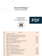 Biology I Ch.17 (2)