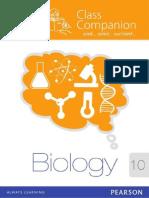 Biology 1 class 10