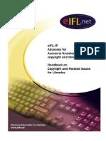 2009 Eifl Handbook Complete