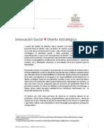 Ensayo Innovacion Social y Diseño Estratégico