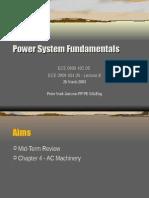 Power System Fundamental