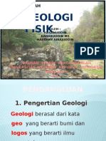 1Geologi Fisik-Pendahuluan