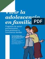 Vivir La Adolescencia en Familia