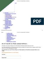 Do-It-Yourself P3 Arc Flash Analysis Software _ Arc Flash Engineering