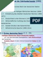Geschichte Deutschlands