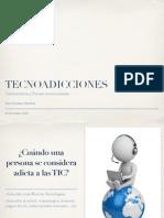 Tecnoadicción. Características y pautas de prevención