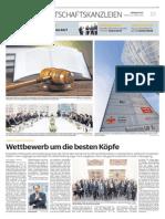 Sonderbeilage Rheinische Post Wirtschaftskanzleien 2014