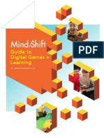 MindShift Guide to Digital Games and Learning