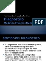 Diagnostico Primeros Medios 2010