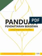 Booklet - Beasiswa LPDP.pdf