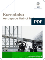 Pwc Karnataka Aerospace Hub of India Report 091211