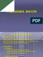 Thalasemia Mayor