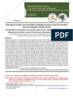 Full Text Accepted Soil Organic Matter in Mangrove Areas