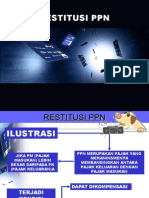 RESTITUSI PPN