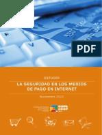 Estudio Seguridad Medios pago Internet