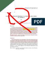 Baciero Carlos (2006).- Juan de Solórzano Pereira y La Defensa Del Indio en América