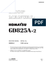 GD825A 2 Workshop