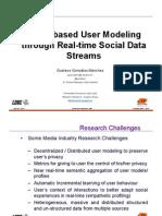 Graph-based User Modeling