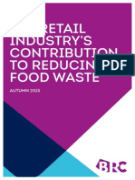 BRC Food Waste Report