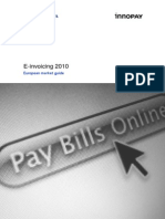E Invoicing 2010