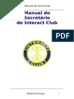 Manual Do Secretario 4640