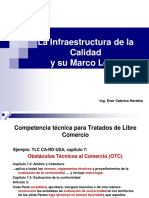 La Infraestructura de La Calidad.ppt