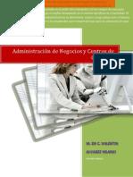 Administración de Negocios y Centros de Cómputos
