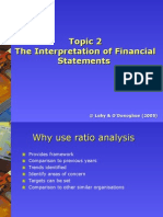 Topic 2 Interpet Fin Statements Ratio Analysis