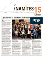 Dynamites 15 Supplement
