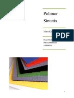 5. Makalah Polimer Sintesis_Dessy&Hikmah
