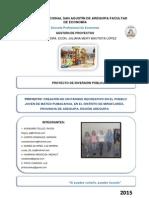 Gestión de Proyectos-CMI-Centro Rec Reaci on Al Miraflores