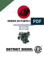 Detroit Diesel Engine Series 60 Parts Catalogue