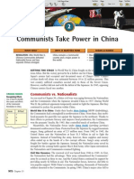 Ch 33 Sec 2 - Communists Take Power in China
