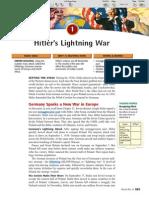 Ch 32 sec 1 - Hitler's Lightning War.pdf