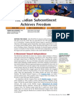 Ch 34 Sec 1 - The Indian Subcontinent Achieves Freedom.pdf