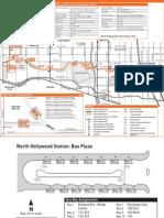 Orange Metro-bus Timetable