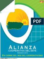 Suplemento Alianza Cooperativa 2015