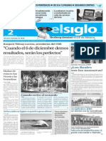 Edicion Impresa Elsiglo 02-11-2015