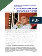 2015-10 Yanis Varoufakis lobt Angela Merkel