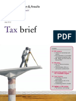 Tax Brief - July 2012