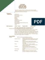 Jobswire.com Resume of mloh4