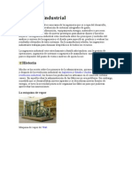 Historia de La Ing Industrial