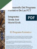 fct el desarrollo del programa formativo.ppt