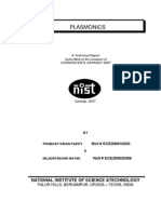 plasmonics report
