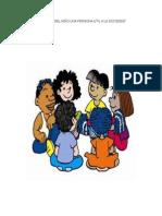 Cómo permitir el Desarrollo Socio-Afectivo en niños entre 1 a 5 años