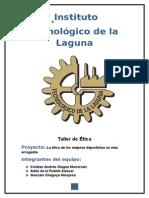 Proyecto Ética